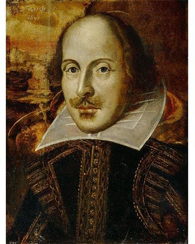 زندگینامه شکسپیر